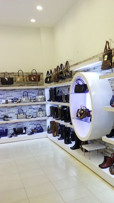 ayakkabı mağaza dekorasyonu izmir ayakkabı mağaza tasarımı