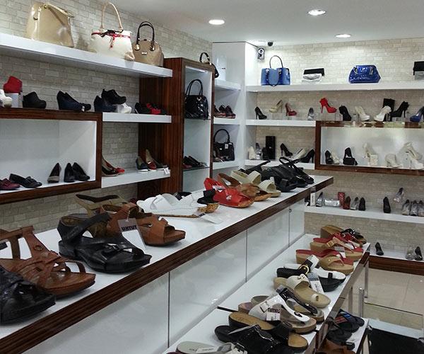 ayakkabı mağaza dekorasyonu izmir