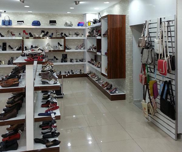 ayakkabı mağaza izmir dekorasyon