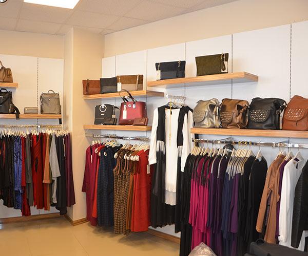 tekstil giyim mağazaları
